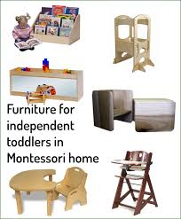 Montessori At Home With Your Toddler
