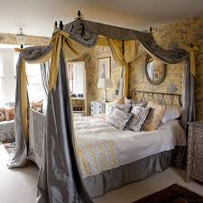 Twin Canopy Bed Curtains by Bed Curtains Canopy Interior Design