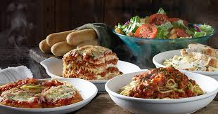 Olive Garden Never Ending Classics ONLY $11 99 – Unlimited Pasta