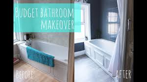 Before And After Bathroom Makeovers You Can Do In Weekend The ... My Budget Friendly Bathroom Makeover Reveal Twelve On Main Ideas A Beautiful Small Remodel The Decoras Jchadesigns Bathroom Mobile Home Ideas Cheap For 20 Makeovers On A Tight Budget Wwwjuliavansincom 47 Guest 88trenddecor Best 25 Pinterest Cabinets 50 Luxury Crunchhecom