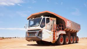 100 Haul Truck Bis Haul Truck Fits In With Future Autonomous Mines
