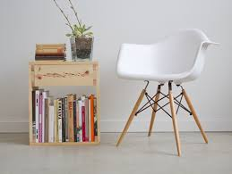 unconventional diy end tables that will keep your home interesting