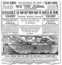 Pictures Of The Uss Maine Sinking by 11 Sinking Of The Uss Maine Newspaper Usn Ships Uss Downes