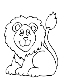 Excellent Lions Coloring Pages Best Gallery Design Ideas