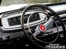 1973 Dodge D100 Interior