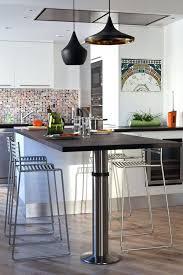 table de cuisine haute avec tabouret cuisine table bar les 25 meilleures idaces de la catacgorie table