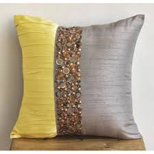 Decorative Throw Pillow Covers Accent Pillow Couch Pillow 18x18