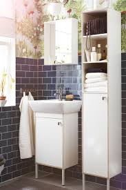 Ikea Fullen Pedestal Sink by 211 Best Ikea Bathroom Organization Images On Pinterest Ikea