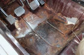 Jeep Xj Floor Pan Removal by 1984 Jeep Cj 7 Floorpan Replacement Flintstone Floor No More