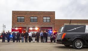 100 Fire Trucks Unlimited Injured Clinton Firefighter Still In A Critical State Local News