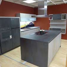 schmidt küchen musterküche grifflose moderne küche in