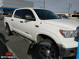 100 Toyota 4 Cylinder Trucks Used 2013 Tundra Grade X Truck For Sale Ada OK JT737A
