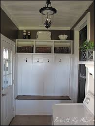 Gallery Of Startling Small Closet Mudroom Ideas With Modern Stunning Laundry Room