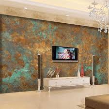 wellyu papel de parede 3d custom tapete europäischen luxus retro rost rost tv hintergrund wand malerei wandbild tapety