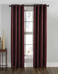 Absolute Zero Blackout Curtains Canada by 132 Inch Long Length Curtains