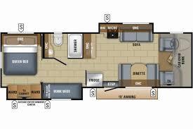 Jayco Fifth Wheel Floor Plans 2018 by 2018 Jayco Greyhawk Prestige 31fsp