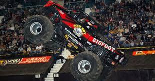 100 Monster Truck Races Trucks To Invade Salisbury On Jan 2627