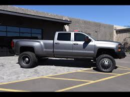 100 Custom Dually Trucks For Sale 2015 Chevrolet Silverado 3500 LT 4x4 For Sale In Tempe AZ