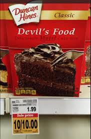 Who s In The Mood For Cake Duncan Hines Cake Mixes For $ 34 at