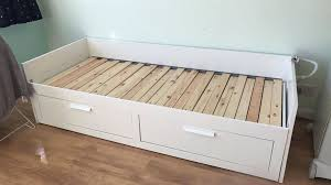 Ingenious Inspiration Ideas Ikea Brimnes Bed Manificent Design Day