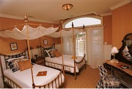 Twin Canopy Bed Drapes by Canopy Bed Curtains Kids Traditional With Carpet Bamboo Bed Frames