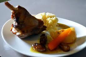 cuisiner souris d agneau au four recette de souris d agneau au miel coing et dattes