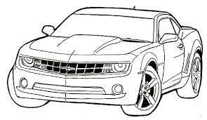 Cars Coloring Pages Interest Car