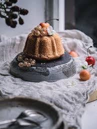 vanille mini gugelhupf zuckerfrei