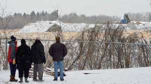 100 Schneider Used Trucks Debris Have Maplewood Neighborhood Feeling Besieged