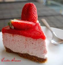 bavarois aux fraises et spéculoos recettes by hanane
