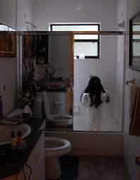 Halloween Coffin Prop by Demon Child Halloween Bathroom Decoration Soft Child Mannequin