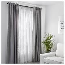 Ikea Aina Curtains Light Grey by Ikea Sheer Curtains Designs Windows U0026 Curtains