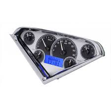 1955-1959 Chevy / GMC Pickup Truck Gauge Cluster VHX Instruments ... Car Dashboard Ui Collection Denys Nevozhai Medium Ui And Dakota Digital Dash Panel Pics Ls1tech Camaro Febird C10 C10s Pinterest 671972 Chevy Gauge Cluster Vhx Instruments Dakota Digital Gauge Cluster In 1985 Ford 73 Idi Youtube Holley Efi 553106 Dash Lcd Lighted Clock Auto Truck Date Time Classic Saves 1960 Interior From A Butchered 1972 Chevrolet Guys Third Generation Hot Rod Network 1954 3100 El Don Lowrider
