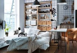Ikea Bedroom Ideas For Small Rooms Designs Spaces Room White Malaysia Scenic Modern Warm Nuance Of