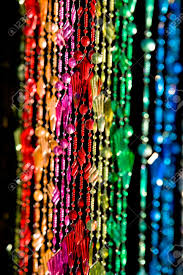 Beaded Curtains For Doorways At Target by Beads Doorway U0026 This Awesome Wooden Beaded Curtain Is Made Out Of