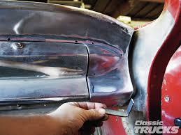 100 1959 Chevy Panel Truck Apache Dash Install Hot Rod Network