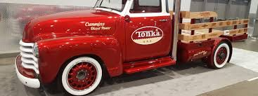100 1947 Truck Chevy Tonka Total Cost Involved