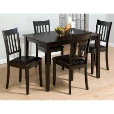 Four Chair Dining Table Designs Brilliant Awesome Room Chairs Set Of 4 Decor