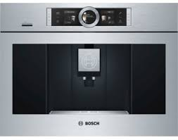 Bosch BCM8450UC 24 Inch Built In Coffee Machine With Home Connect