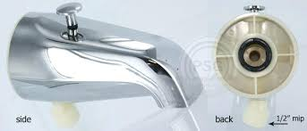 Delta Silverton Faucet Brushed Nickel by Delta Tub Spout Delta Tub Faucet Repair Full Image For Garden Tub