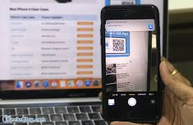 How to Scan QR Code using iPhone Camera in iOS 11