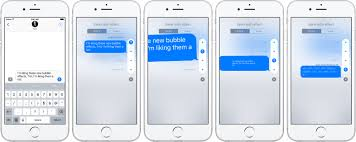 How to use bubble and screen effects in Messages for iPhone and iPad