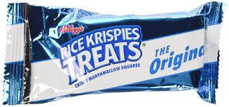 Rice Krispie Christmas Trees Uk by Rice Krispies Kellogg U0027s Treats Original Crispy Marshmallow Squares