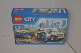Lego City 60081 Pickup Tow Truck 209pcs 2015 | EBay