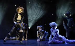 cats on broadway cats broadway review where hell hath no