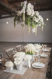 Chic Rustic Wedding Centerpiece Idea