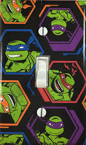 Teenage Mutant Ninja Turtles Decorative Single Toggle Light Switch ... Nikko 9046 Rc Teenage Mutant Ninja Turtle Vaporoozer Electronic Hot Wheels Monster Jam Turtles Racing Champions Street Diecast 164 Scale Teenage Mutant Ninja Turtles 2 Dump Truck Party Wagon Revealed Translite For Translites Cabinet Amazoncom Power Kawasaki Kfx Bck86 Flickr Tmnt Model Kit Amt