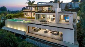 104 Beverly Hills Modern Homes Exceptional Ultra Trophy Property In Backs To Market