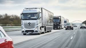 Mercedes-Benz Trucks Autonomous Convoy | Motor1.com Photos Mercedes Benz Trucks In An Industrial Setting Stock Photo 24550032 Mercedesbenz Truck Range Actros Antos Atego Arocs Econic Special Trucks Unique Vehicle Concepts For Countless Mercedes Trucks Truckuk Historic Vehicle Benz Used For Sale News Shows New Heavy Truck Germany 1845 Ls 4x2 Bigspace Classtruckscom K2 Scales Heights With From Rossetts Zeven 816l En 821l Voor Swiss Sense The Hartwigs Mercedesbenzblog Celebrates The