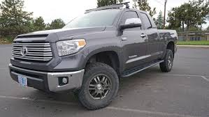 2016 Toyota Tundra TRD 4x4 - Limited - Icon Suspension - 1 Ton ...